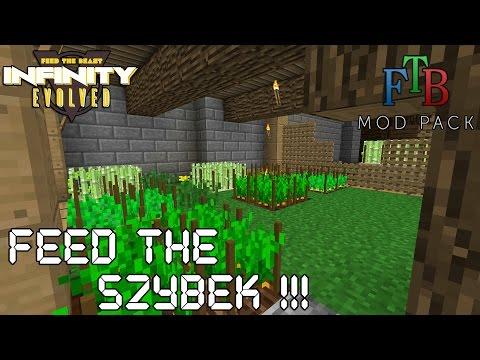 """FeeD The Szybek !!! S5 - #3 """"AgriCraft & Hootch"""""""