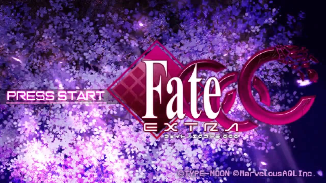 Fate/extra Ccc Part 0.5