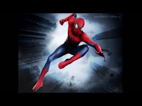 Speed painting en fotos the amazing spiderman 2 V2 israGz