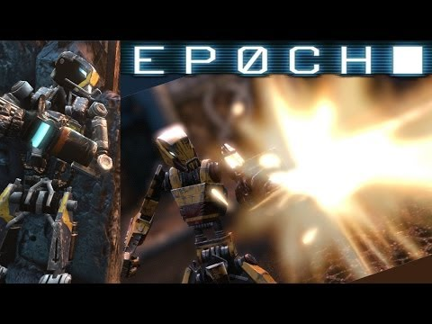 EPOCH – Begin Gameplay & Intro PC HD