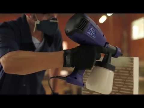 Vídeo com Captação   Pistola de pintura (BRACOL) - Bucket Effects