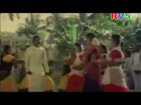 Radhika and vijaykanth video song - Judgement telugu movie