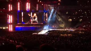 Taylor Swift And Robbie Williams Angels Reputation Stadium Tour 2018 In Wembley