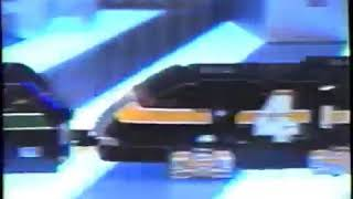 Power Rangers Lightspeed Rescue Deluxe Omega Megazord and Deluxe Super Train Megazord Toy Commercial