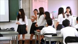 八重山商工高校で体験入学が行われた(2017年7月7日)