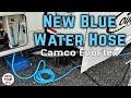 New RV Fresh Water Hose Review - Camco EvoFlex