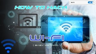 How to Hack WiFi Password easily On Pc Laptop For Educational purpose only No software CMD