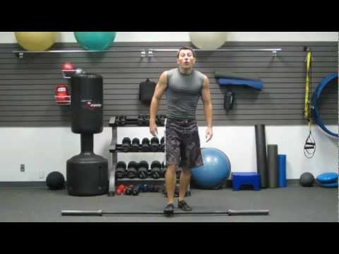 MMA Training Workout | PRO Fight Coach Kozak's MMA Exercises for Strength Routine | HASfit 120511 Image 1