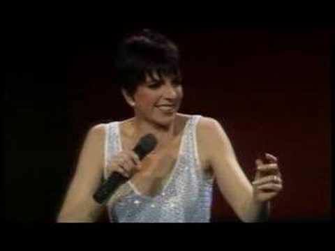 Liza Minnelli singing