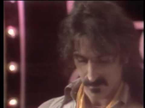 Frank Zappa - Black Napkins Mike Douglas Show 1976