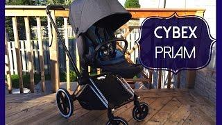 New! CYBEX Priam Stroller Review