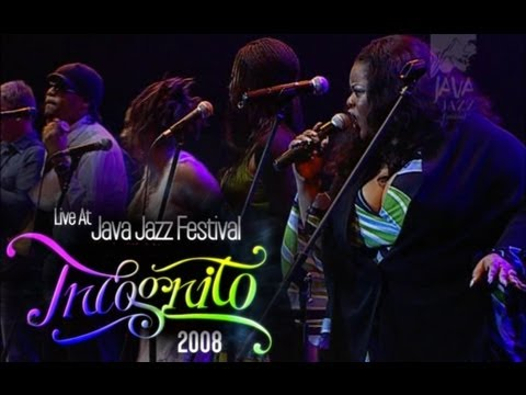 "Incognito - ""Pieces of a Dream"" Live At Java Jazz Festival 2008"