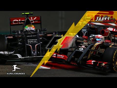 Course fun - Grand Prix d'Autriche [F1 2014]
