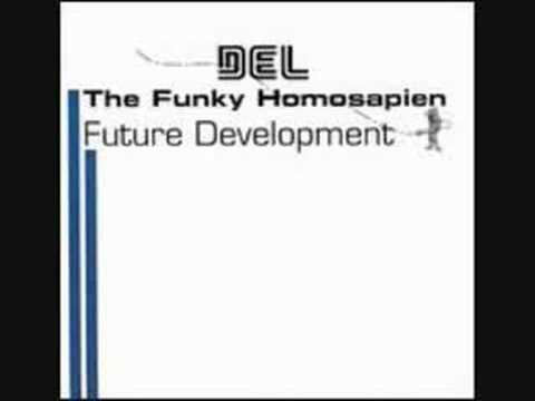 Del The Funky Homosapien - Games Begin