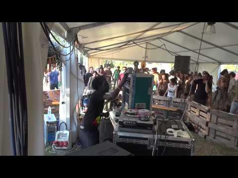 ZION STATION FESTIVAL 2015 (ABASHANTI I LIVE SESSION)