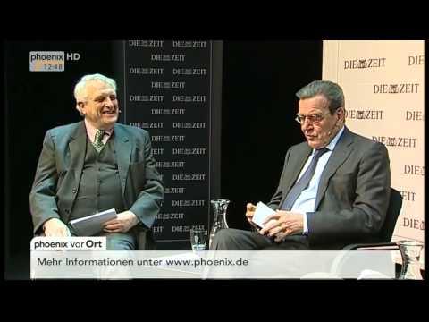 Krim Sezession: Gerhard Schröder vs Josef Joffe (Zeit)