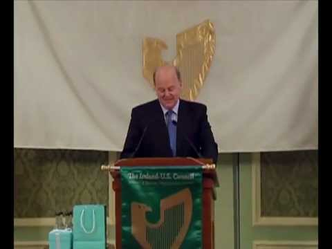 Michael Noonan's Speech to Council's Member-Guest Reception December 2011