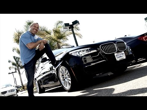 Wanderlei Silva shows off his new car and West Coast Chill
