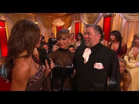 Thumb Steve Wozniak bail en Dancing with the Stars