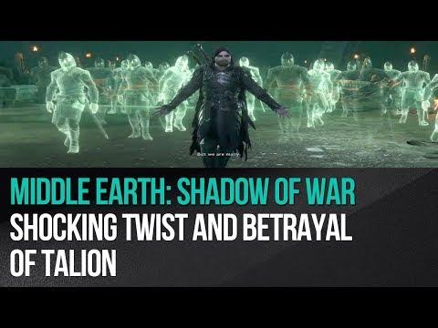 SHADOW OF WAR - True Ending (Secret Cutscene)