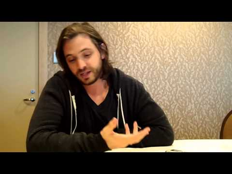 Interview With Aaron Stanford of The CW's Nikita at Comic-Con 2012