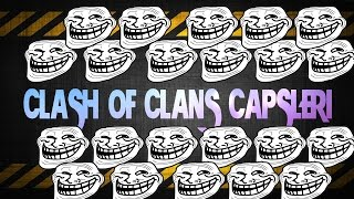 Clash of Clans- Top10  Caps!!