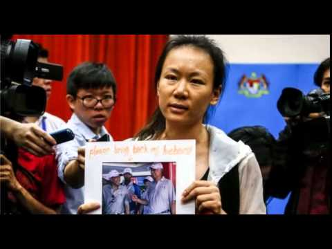 BBC News-MH370: Malaysia declares plane's disappearance an accident
