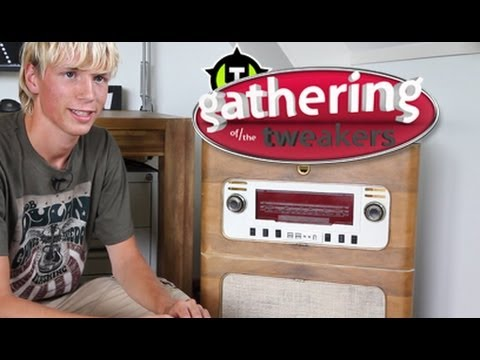 Gathering Of The Tweakers - Radiocasemod video