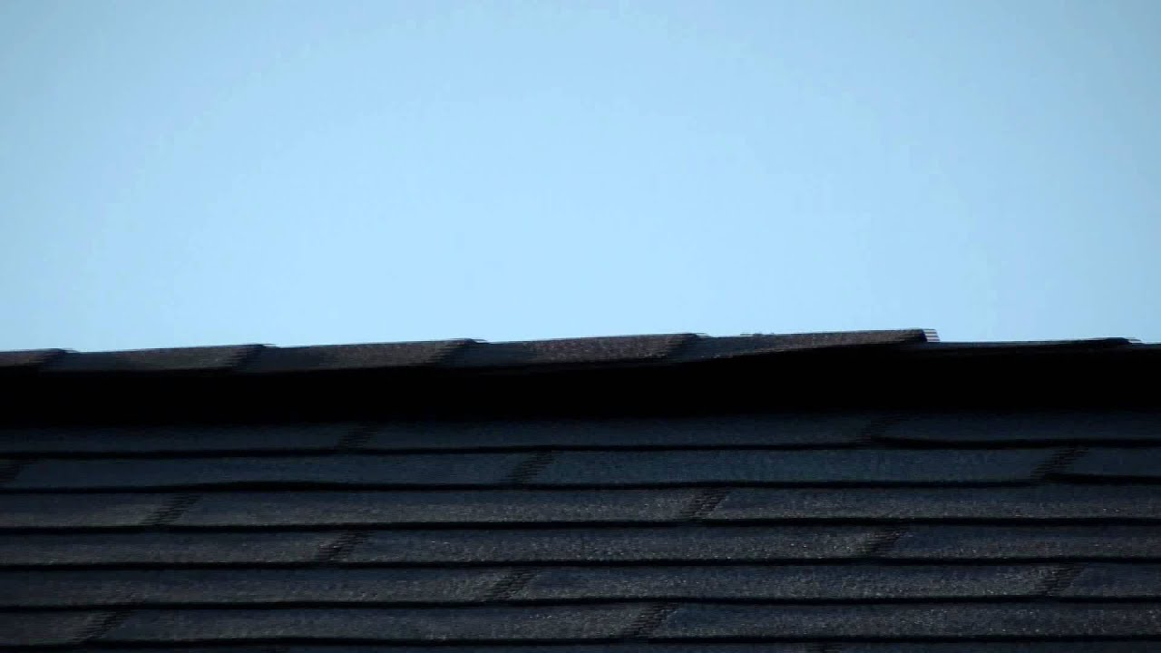 Proper Roof Vent Installation : Roof ridge vent proper installation youtube