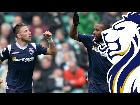 Celtic 1 Ross County 1: Scottish Premiership, March 29 2014
