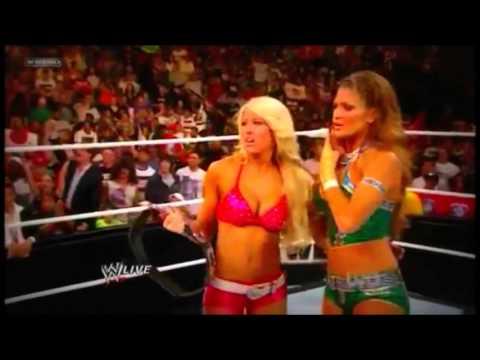 WWE kelly kelly y john cena 2013