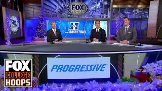 Who is the best team in college basketball? | FOX COLLEGE HOOPS