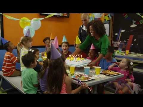 Birthday Party at Sky Zone Charlotte