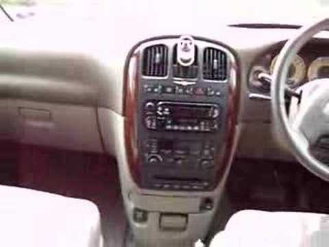Title: Chrysler Grand Voyager 2007 ANCAP Crash Test