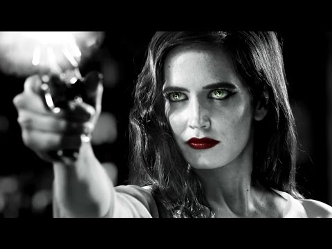 Eva Green on Her Sin City Role & Filming Nude