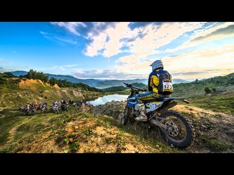 Hard Enduro Race: Day 1 - Red Bull Romaniacs 2013