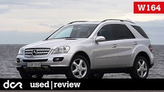 Buying a used Mercedes M-class W164 - 2005-2011, Common Issues, Engine types