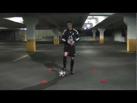 How To Control A Soccer Ball Like Zidane