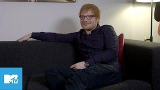 Download Lagu Ed Sheeran Talks Divide & The Best Song He's Ever Written   MTV Music Gratis STAFABAND