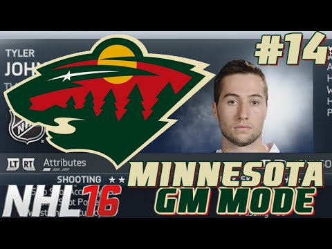 Free Agency - NHL Legacy - GM Mode Commentary - Minnesota ep. 14