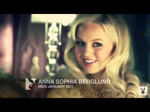 Анна София Берглунд Anna \ Sophia Berglund в журнале Playboy 3