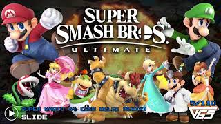 All Super Mario Songs | Super Smash Bros. Ultimate | OST | 110 tracks