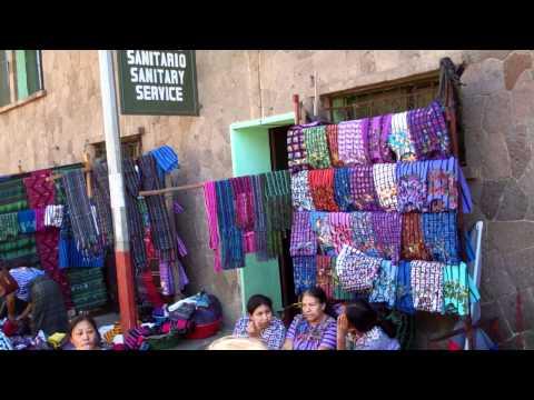 Daily Market Santiago Atitlan, Guatemala