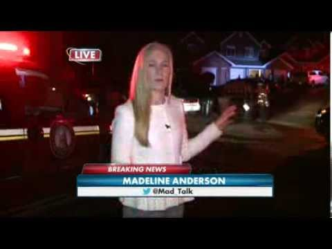 Apt. fire displaces 9 residents, injures firefighter