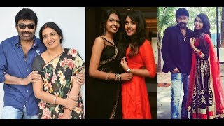 Hero Rajasekhar Family Photos with Wife Jeevitha, Daughters Shivani, Shivatmika