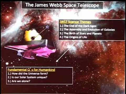 Science with the James Webb Space Telescope.mov