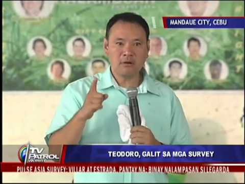 Erap-Binay tandem happy over survey results; Gibo vents ire