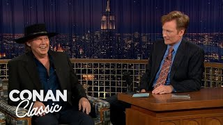 "Neil Young On ""Late Night With Conan O'Brien"" 11/03/05"