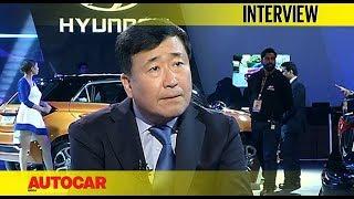 YK Koo (MD & CEO, Hyundai Motor India Ltd.) | Interview | Autocar India