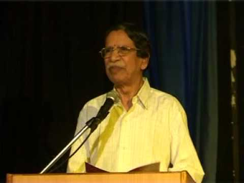 Dr. Na.Disoja talking about Music Director Chinmaya.M.Rao In...